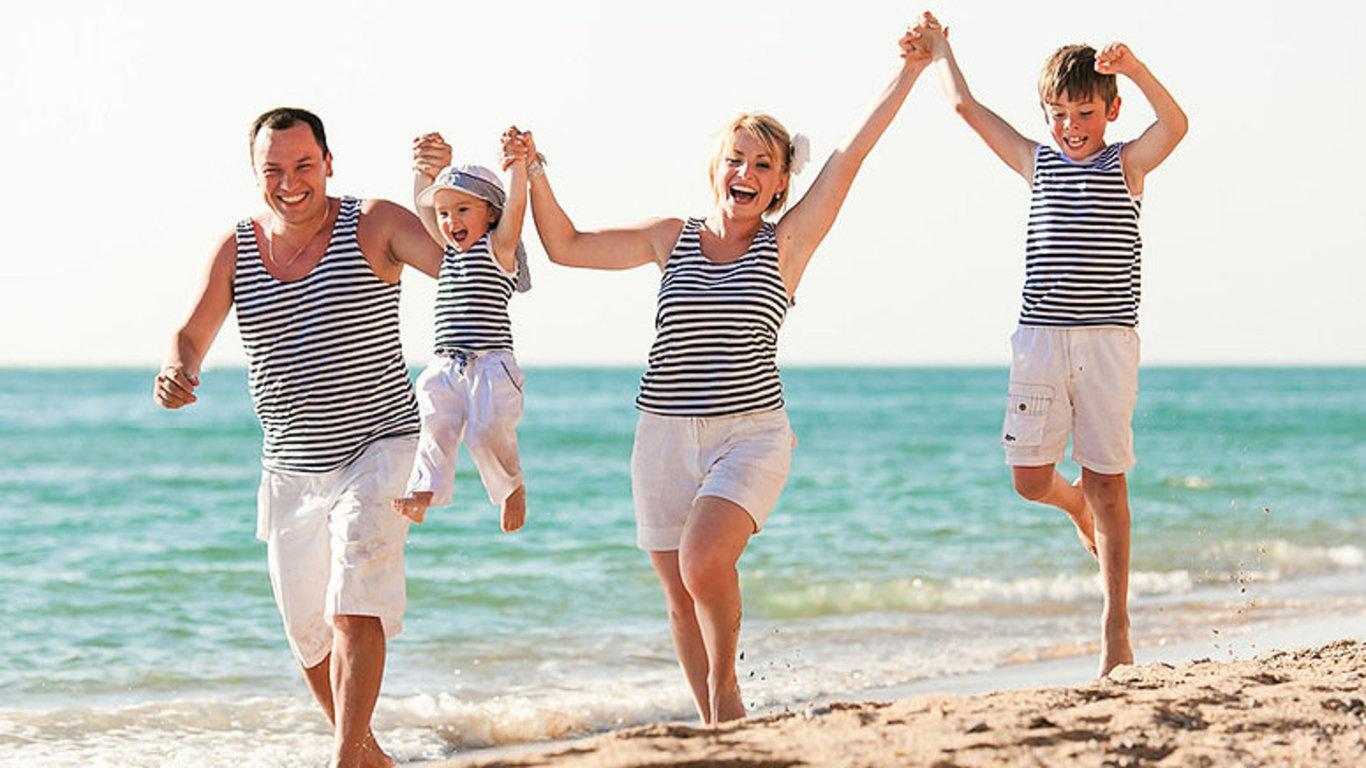 бюст идеи фото на море с детьми динамики